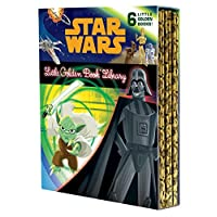 The Star Wars Little Golden Book Library (Star Wars) (Little Golden Book: Sta...