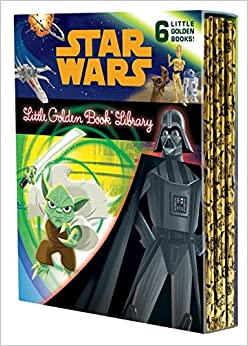 Star wars book box set