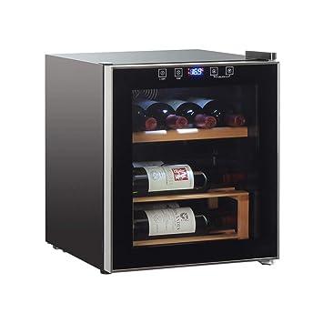 HYYQG Nevera para Vinos 8 Botellas - Chiller Grande De Vino Blanco ...