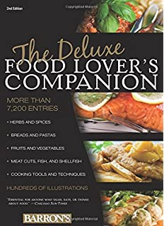 The new food lovers companion sharon tyler herbst 9780764112584 the deluxe food lovers companion forumfinder Images