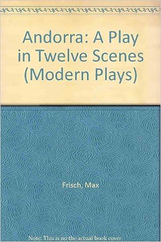 Amazon.com: Andorra, a Play in Twelve Scenes.: Max. Frisch ...