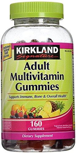 Cheap Kirkland Signature dCDtdm Adult Multi Gummies, 160 Count