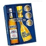 Ricard - Coffret Années 50 - Edition spéciale 4 verres & carafe