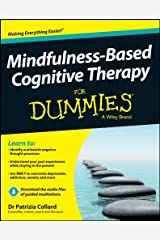 Mindfulness-Based Cognitive Therapy For Dummies Kindle Edition