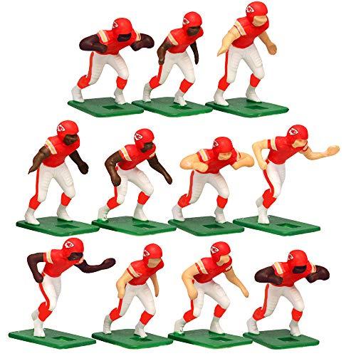 Kansas City ChiefsHome Jersey NFL Action Figure - City Chiefs Kansas Toy