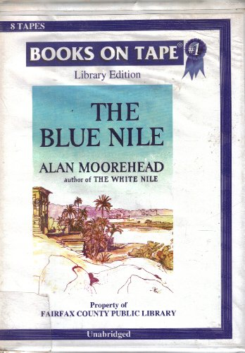 The Blue Nile-8 Cassettes by Books on Tape