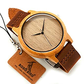 bird ladies women clock v bobobird watches fashion outdoors bamboo wristwatch bobo quartz wooden unique products colorful