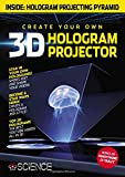 Create Your Own 3D Hologram Projector