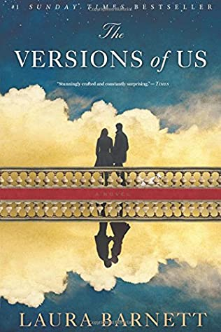 book cover of The Versions of Us