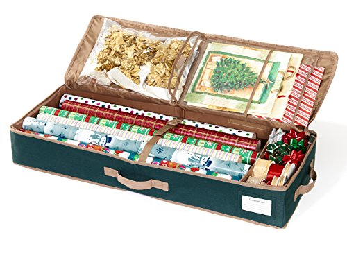 CoverMates - Ultimate Gift Wrap Storage Bag