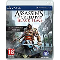 Assassin's Creed IV Black Flag by Ubisoft for PlayStation 4