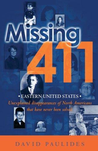 Missing 411- Eastern United States: Unexplained ...