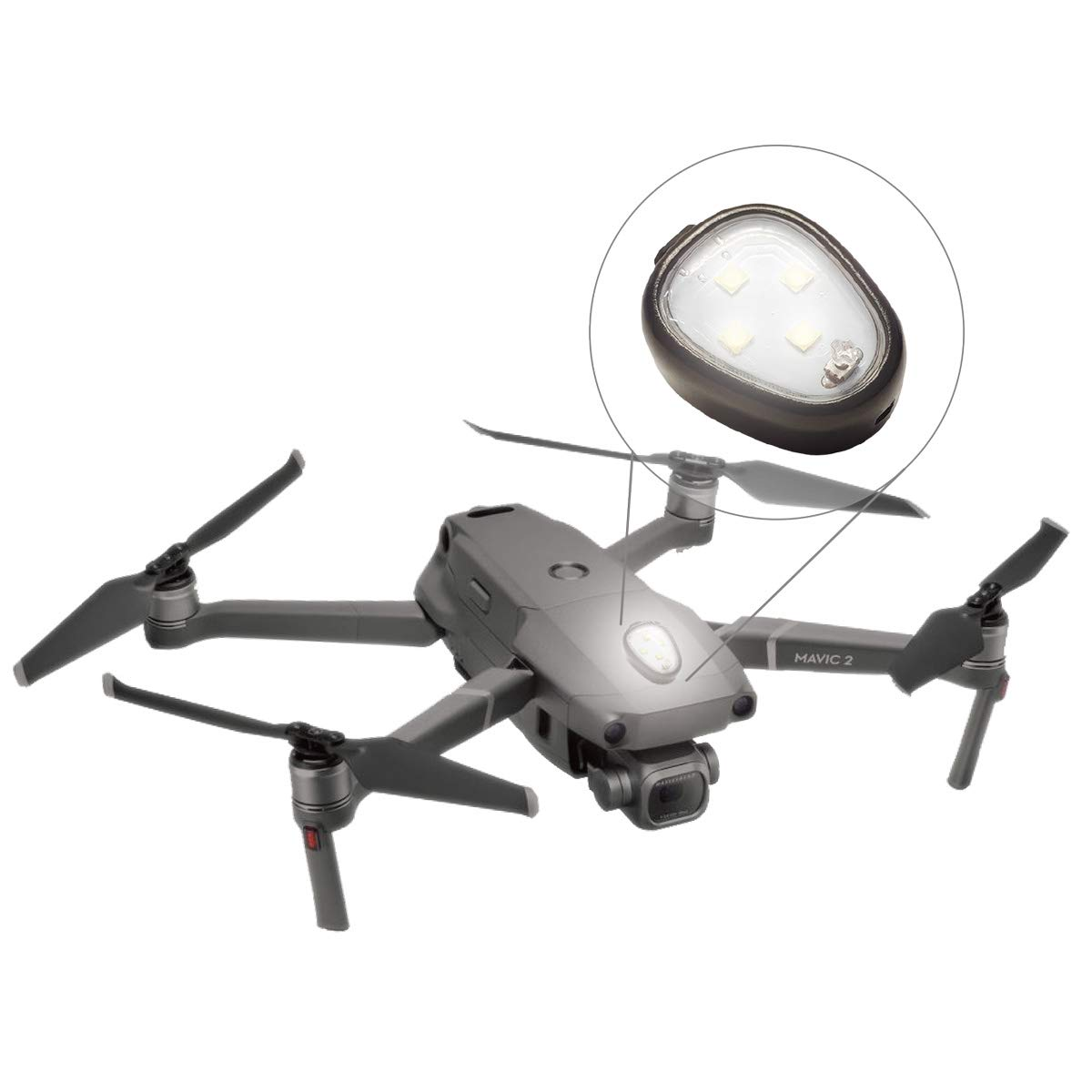 Lume Cube Strobe - Anti-Collision Lighting for Drone (1-Pack) by LUME CUBE (Image #8)