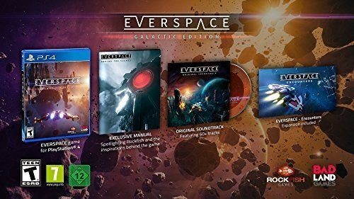 EVERSPACE: Galactic Edition - PlayStation 4
