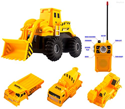 wolvol-4-in-1-construction-bulldozer-dump-mixer-crane-take-a-part-truck-toy-with-radio-remote-contro