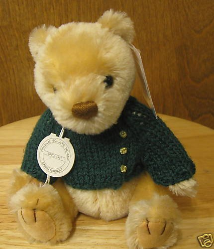 (Gund Jeffrey Bear from the Limited Edition Mohair Collection 9511)