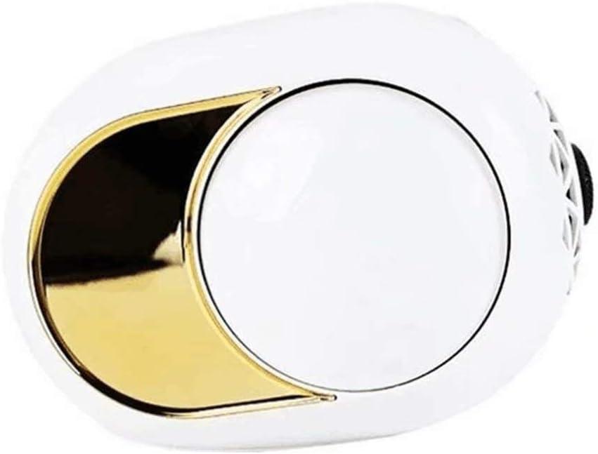 JOSIFER Golden Speaker - High-End Wireless Speaker - 108 dB,White