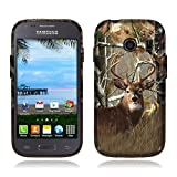 Nextkin Samsung Galaxy Ace Style S765C Silicone Skin Soft TPU Gel Protector Cover Case - Deer Hunter