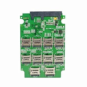 Goliton? Micro Switch SD TF al Adaptador SATA Portštil de ...