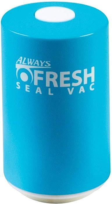 Fresh Seal Food Storage Vac & Refill Combo