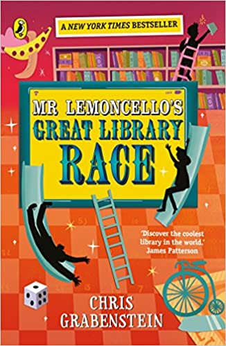 El Mejor Utorrent Descargar Mr Lemoncello's Great Library Race Bajar Gratis En Epub