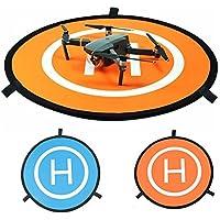 DJI Mavic Pro / Platinum Spark Phantom 3 4 Pro Accessories 75cm RC Drone Parking Apron Mini Fast-fold Landing Pad - Universal Waterproof Diameter 75cm/29cm Portable Foldable Parking Apron Mini Helipad