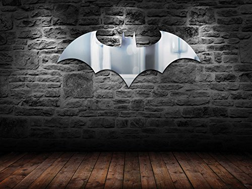 Paladone Batman Logo Mirror at Gotham City Store