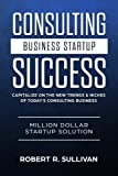 img - for Consulting Business Startup Success: Capitalize on the New Trends & Niches of Today s Consulting Business - Million Dollar Startup Solution book / textbook / text book