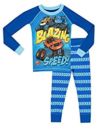 Blaze and the Monster Machines Boys' Blaze & the Monster Machines Pajamas