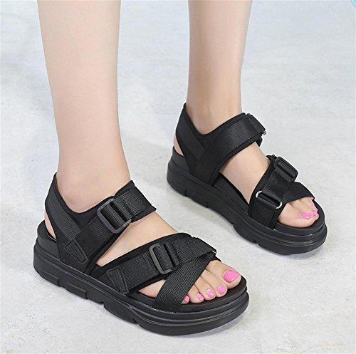 fond fond femme plat ¨¤ et plat ¨¤ pengweiSandales romaines 1 sandales avec sandales BRqwxSxO