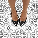 FloorPops FP2953 Remy Peel & Stick Floor