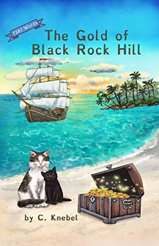 The Gold of Black Rock Hill (Dyslexie Font): Decodable Chapter Books for Children with Dyslexia (Rock Rock Hill)