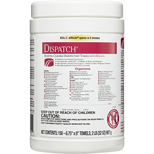 Dispatch 69150 Hospital Cleaner Disinfectant product image