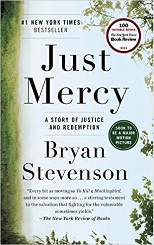 Amazon.com: Just Mercy: A Story of Justice and Redemption ...