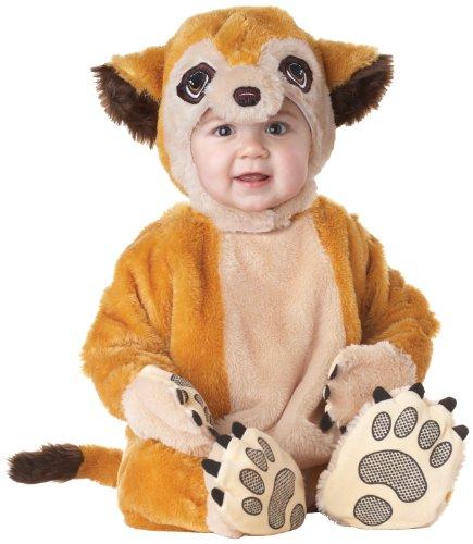 California Costumes Meerkat Infant Jumpsuit, Brown, 18-24 Costume -