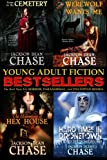 Young Adult Fiction Best Sellers: The Best New YA Horror, Paranormal, and Dystopian Books (Young Adult Best Sellers) (Volume 1)