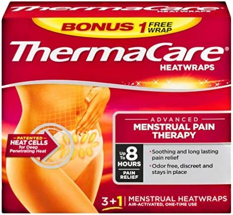 Thermacare Menstrual Relief Heatwraps