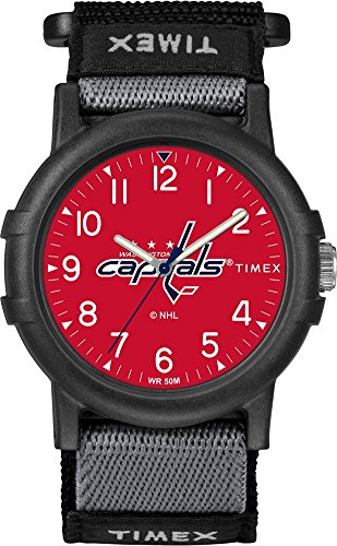 Timex Washington Capitals Youth FastWrap Recruit ()