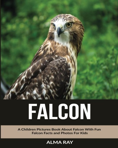 Falcon: A Children Pictures Book About Falcon With Fun Falcon Facts and Photos For Kids