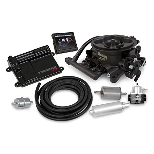 (Holley 550406K Fuel Injection Master Kit)