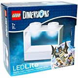 LEGO Dimensions LED Lite - Display Case for LEGO Minifigures - White