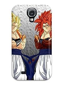 Cute Appearance Cover Tpu Vegito And Gogeta Case For Galaxy S4