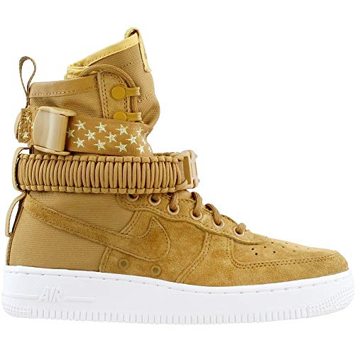 muted Femme W Nike Sneakers Bronze 001 white Multicolore muted Basses Sf Bronze Af1 Xgzwwqd