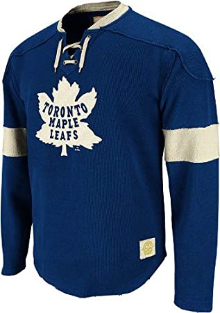 sports shoes 9e43f 5399c Toronto Maple Leafs Reebok Vintage NHL Retro Sport Jersey ...