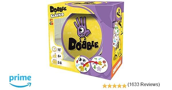 Asmodee- Dobble - Español, Multicolor (57)