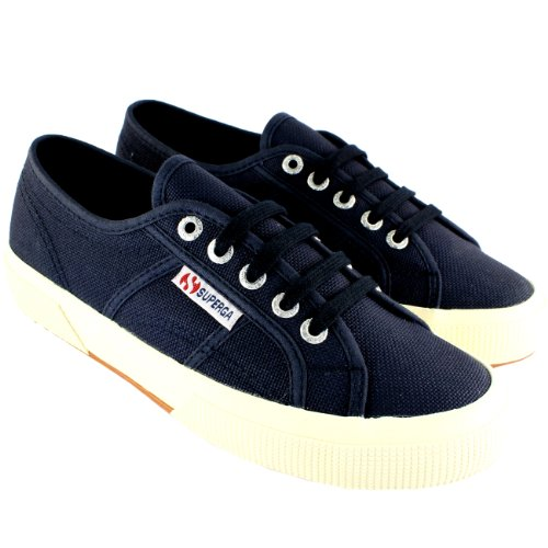 Superga Unisex-adult Cotu 2750 Classic Low-top Donkerblauw
