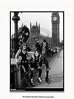 Posters UK Kiss - London '76 - POSTER