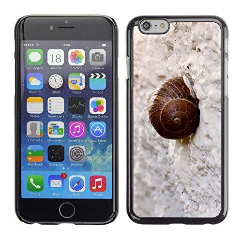 "Premio Sottile Slim Cassa Custodia Case Cover Shell // V00003844 escargot sur le mur // Apple iPhone 6 6S 6G PLUS 5.5"""