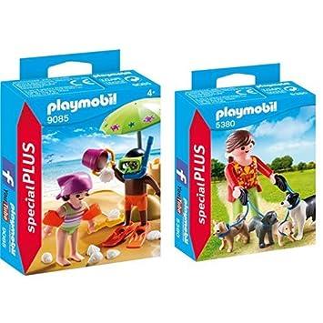 Ferngesteuertes Kids mit Sandburg Playmobil 9085