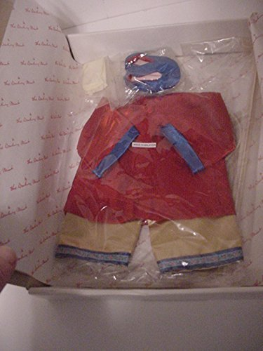 Danbury Mint THE SHIRLEY TEMPLE DRESS UP DOLL STOWAWAY OUTFIT
